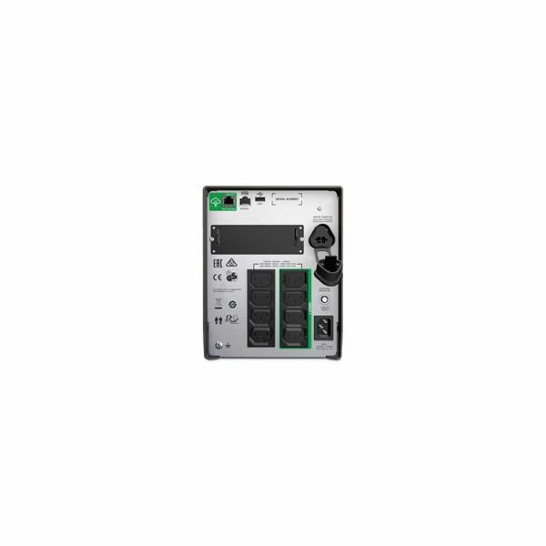 APC Smart-UPS 1000VA LCD 230V with SmartConnect (700W)
