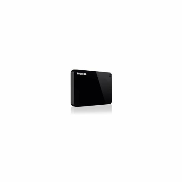 "TOSHIBA HDD CANVIO ADVANCE 1TB, 2,5"", USB 3.0, černá / black"