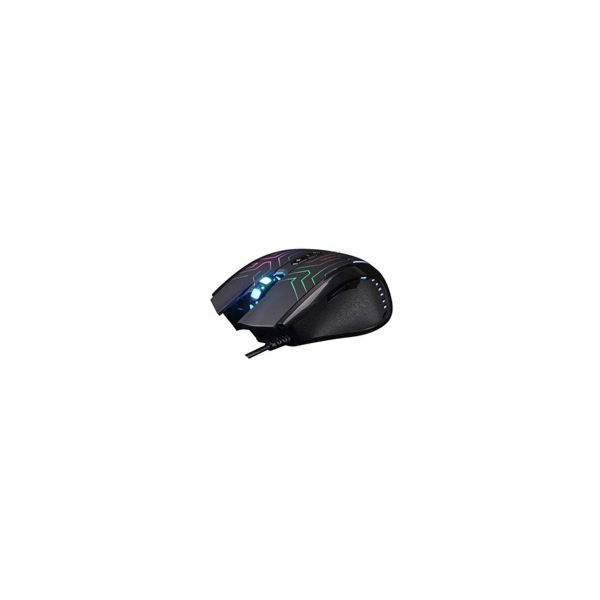 A4tech X87 Oscar Neon herní myš, USB