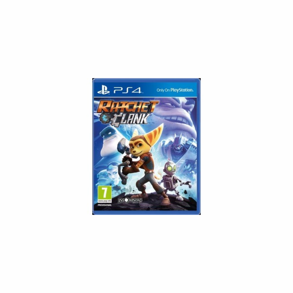 Ratchet & Clank hra PS4