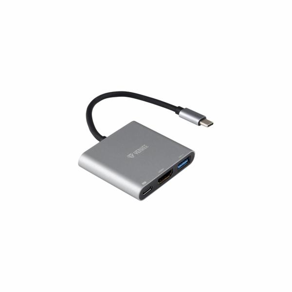 YTC 031 USB C na HDMI, USB C,A YENKEE