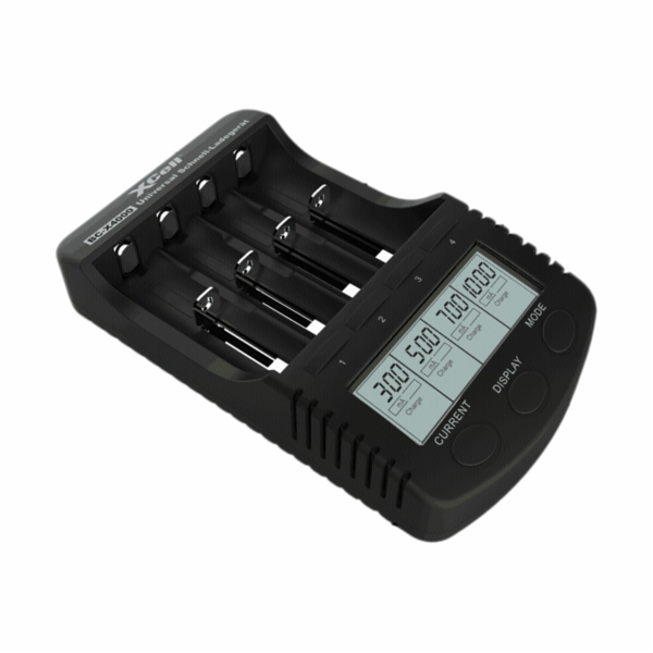 XCell quick charger BC-X4000 Digital LCD 141863