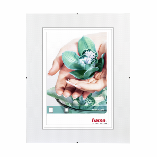 Hama Clip-Fix NG DIN A3 29,7x42 Frameless Picture Holder 63028