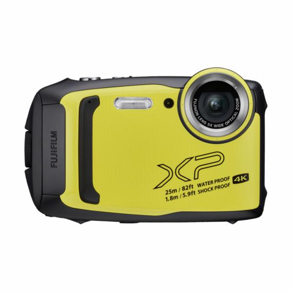 Fujifilm FinePix XP140 zluta