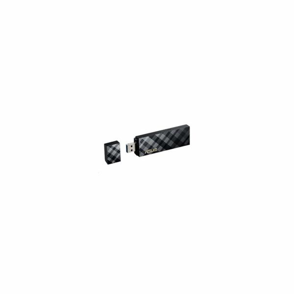 ASUS USB-AC54 B1, Dvoupásmový AC1300 USB WiFi Adaptér