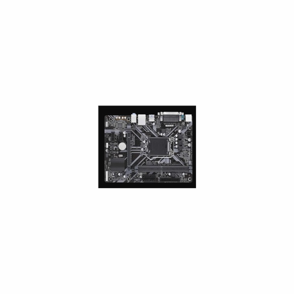 GIGABYTE MB Sc LGA1151 H310M DS2 2.0, Intel H310, 2xDDR4, VGA, mATX