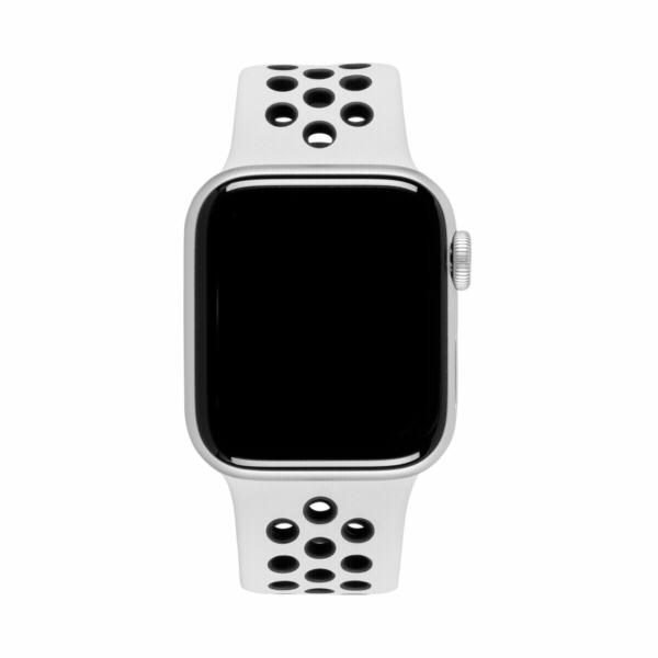 Apple Watch Nike+ Series 4 GPS Cell 44mm Silver Alu Nike Band
