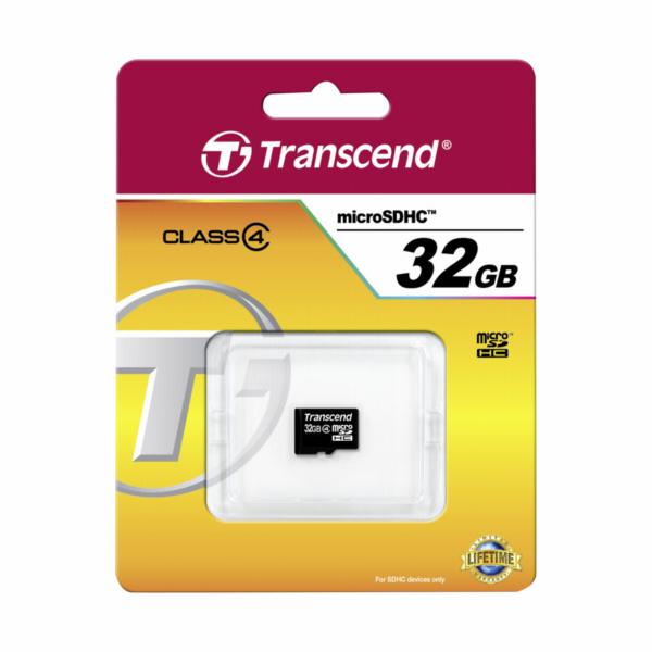 SDHC 32GB CLASS 4