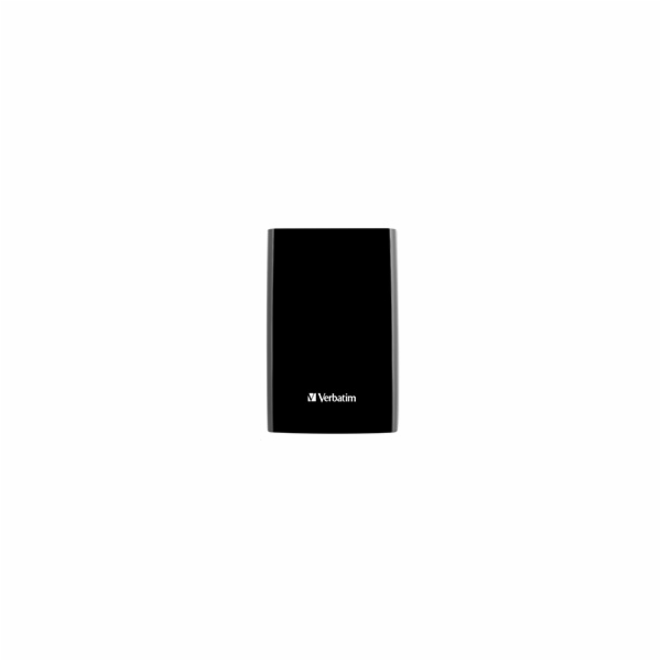 1TB Verbatim Store'n'Go, Externí HDD 2,5 USB 3.0, 53023, černý