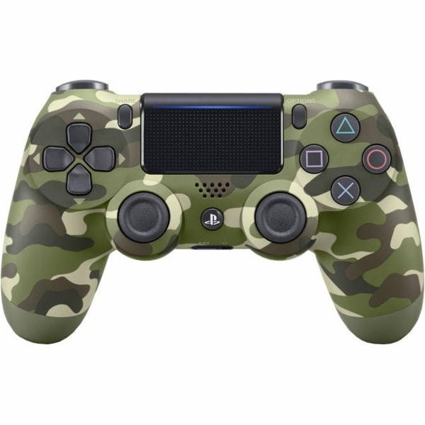 sony Playstation PS4 Controller Dual Shock wireless green camo