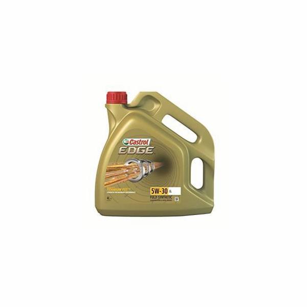 Motorový olej Castrol EDGE 5W40 TITANIUM FST 4L
