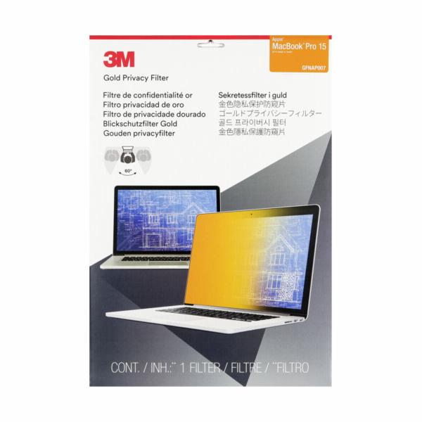 3M GFNAP007 Bezpecnostni filtr zlata f MacBook Pro 15 ab 2016
