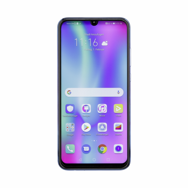 Honor 10 Lite 64GB Android sapphire blue