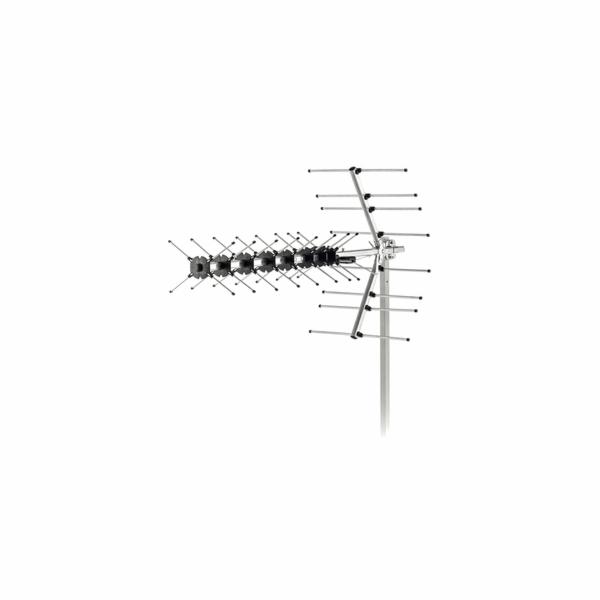 SDA-611 4G DVB-T2 ANTÉNA VENKOVNÍ SENCOR