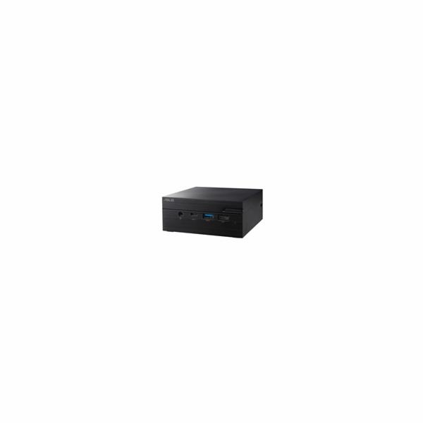 """ASUS PN60 - i5-8250U, bez RAM, M.2 + 2,5"""" slot, intel HD, WiFi, BT, DP, bez OS, černý"""