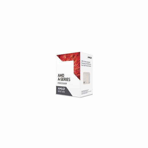 AMD A6-9400, 2C/2T, 3.7 GHz, 1 MB, AM4, 65W, BOX