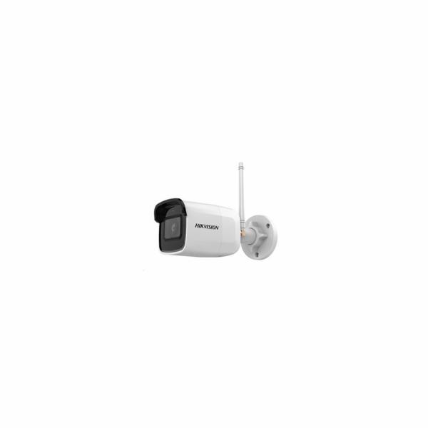 HIKVISION IP kamera 2Mpix, 25sn/s, obj.2,8mm (114°), IR 30m, DC 12V, Wi-Fi, audio, microSD slot, H.264(+),H.265(+), IP66