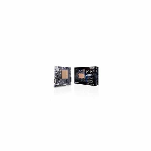 ASUS MB PRIME J4005I-C, Intel Celeron® dual core J4005, 2xDDR4, mini-ITX
