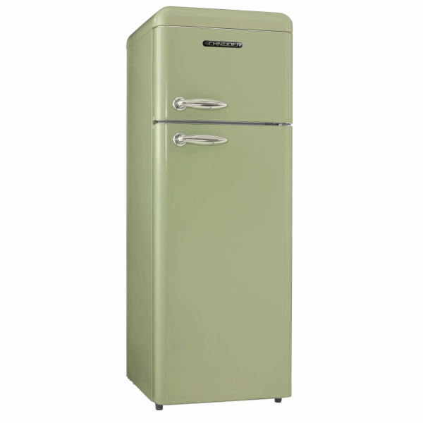 Chladnička Schneider SDD 208V2 SG světle zelená
