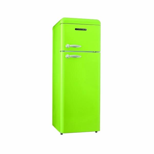 Chladnička Schneider SL 210 LG DD zelená