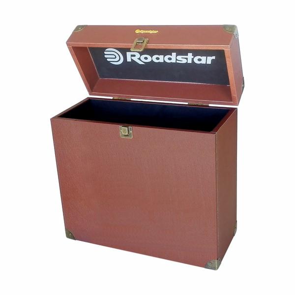 BOX-TT1 Přenosný kufřík na vinil desky