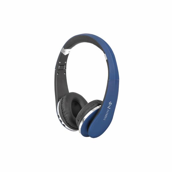 DJ 1200BT/BL Stereo sluchátka BlueTooth