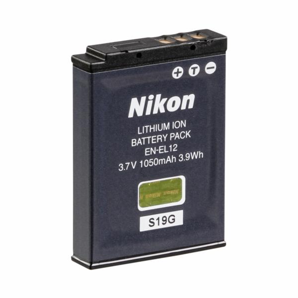 Nikon EN-EL12 Lithium-Ionen-Aku