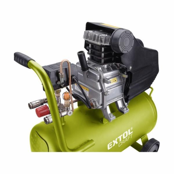 Kompresor olejový, 2800/min, 24l EXTOL CRAFT