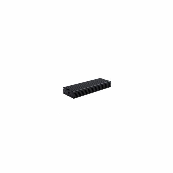 i-tec MySafe USB-C 3.1 Gen.2 Externí box pro disk M.2 M-Key NVMe SSD 10 Gbps