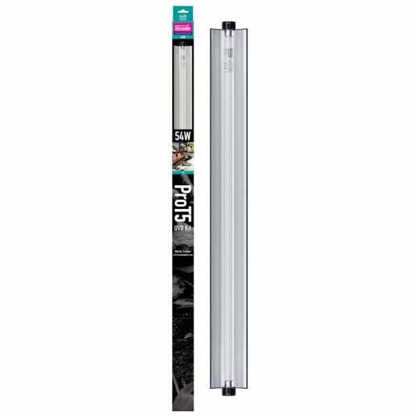 Arcadia PRO T5 UVB Kit Bird 2,4% UVB 54W, 1170 mm/ 16 mm