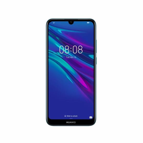 Huawei Y6 2019 Dual SIM, safírově modrý
