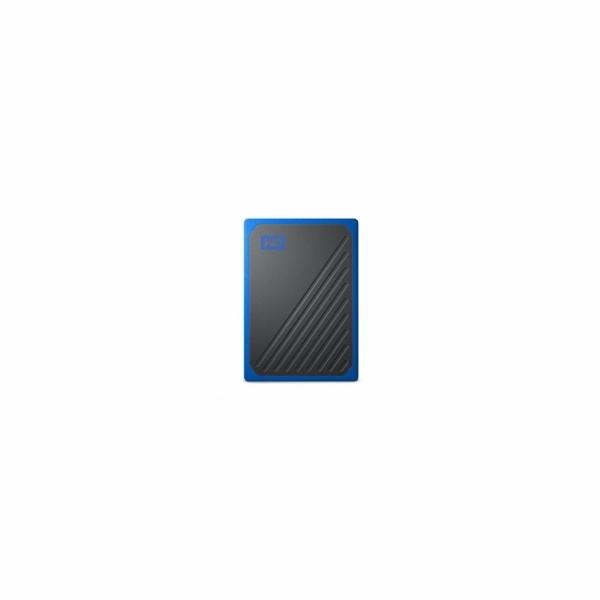 Western Digital MyPassp. Go 1TB Black w/Cob. WDBMCG0010BBT-WESN
