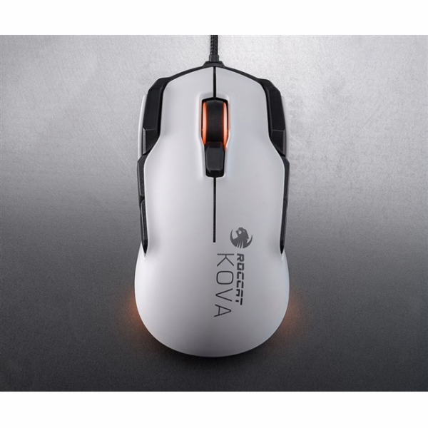ROCCAT Kova AIMO -Gaming Mouse, white
