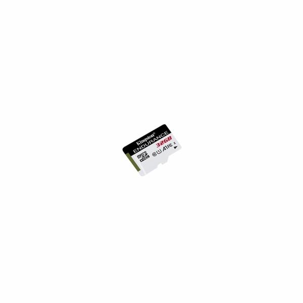 Kingston 32GB microSD XC High Endurance, 95R Class 10 UHS-I U1