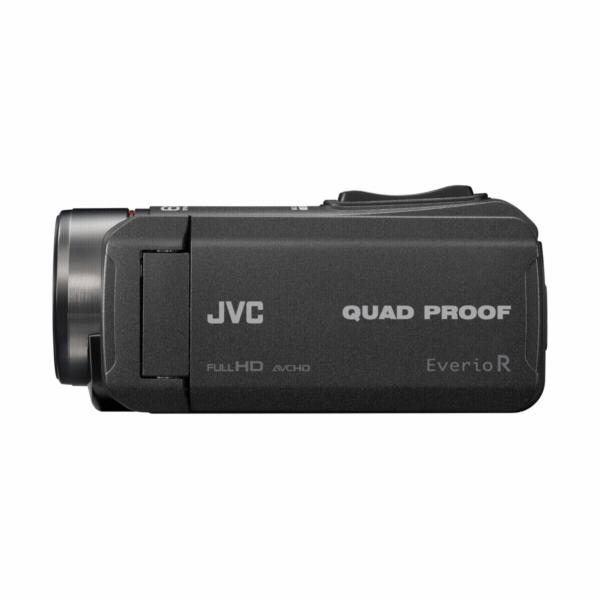 JVC GZ-R445BEU cerna