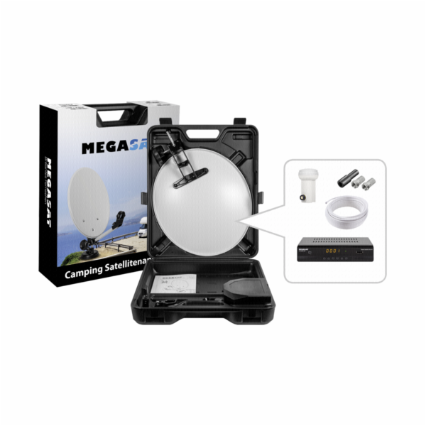 Megasat Camping SET HD6000