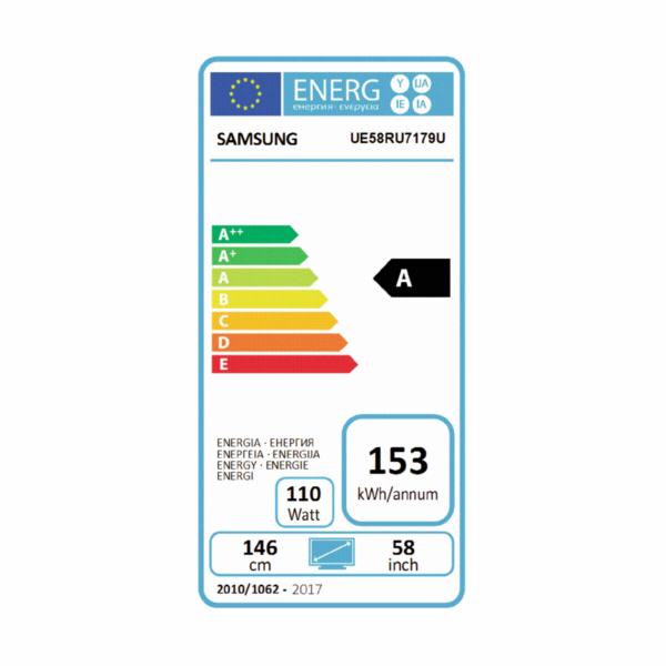 Samsung UE58RU7179UXZG