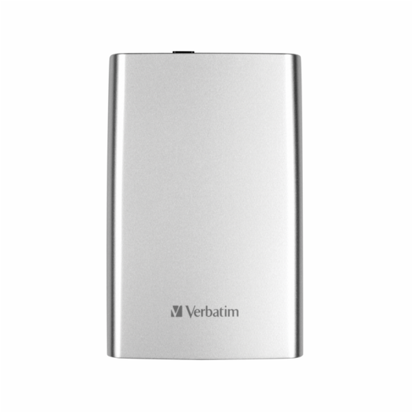 Verbatim Store n Go 2,5 2TB USB 3.0 stribrna