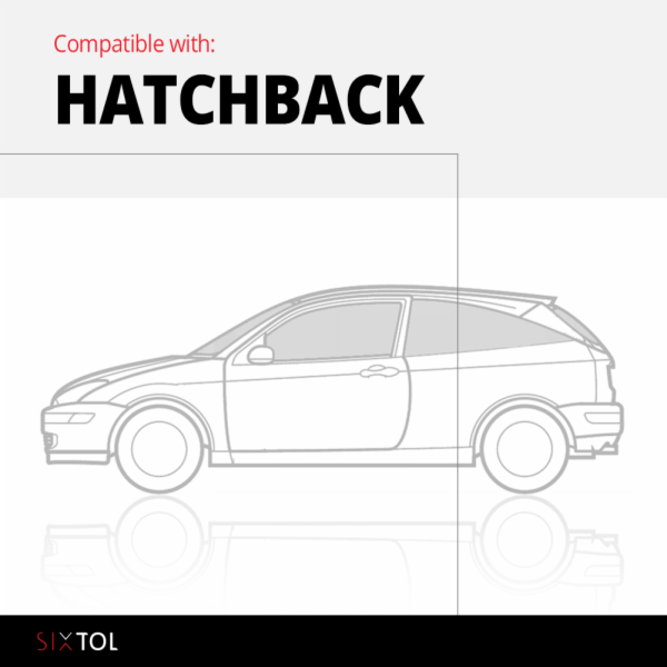 Vana do kufru gumová Honda Civic IX Hatchback (FB4/FG3/FB2/FG4/FB6) (11-) SIXTOL