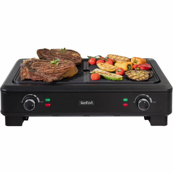 TEFAL TG900812 GRIL SMOKE LESS