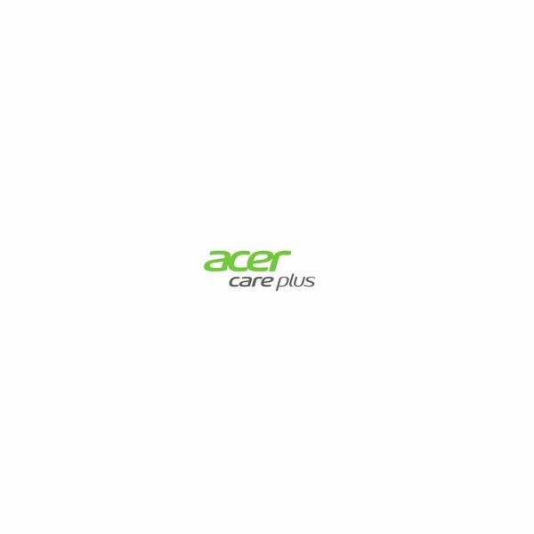 Rozšírenie záruky Acer Advantage na 3 roky so zaslaním do servisu (carry in) - notebook