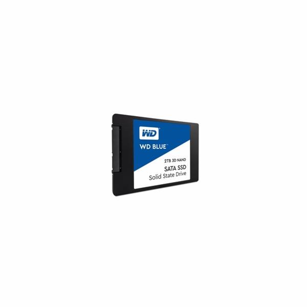 WD BLUE SSD - 1TB SATA-III 3D NAND/ WDS100T2B0A
