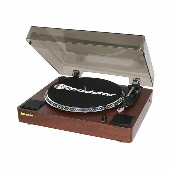 TT-260SPK Gramofon ve dřevě, 33+45+78 ot