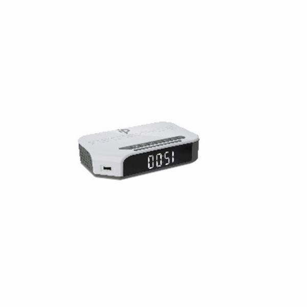 SC310ACLWHT/VIVA Radiobudík, USB charge