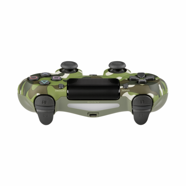 Sony Playstation PS4 ovladac Dual Shock bezdr. zelené camo