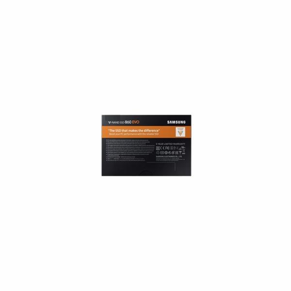 Samsung 860 EVO 250GB, MZ-76E250B/EU