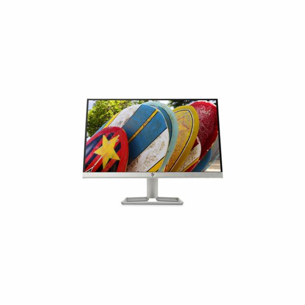 "LCD HP IPS Monitor 22fw LED backlight AG; 22"" matný, 1920x1080, 10M:1, 300cd, 5ms,VGA,HDMI,silver-white"
