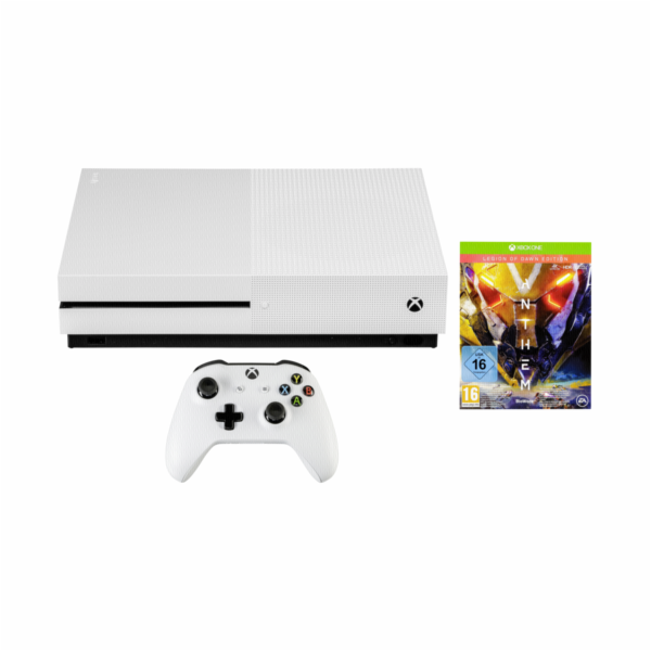 Microsoft Xbox One S Anthem - Legion of Dawn 1TB