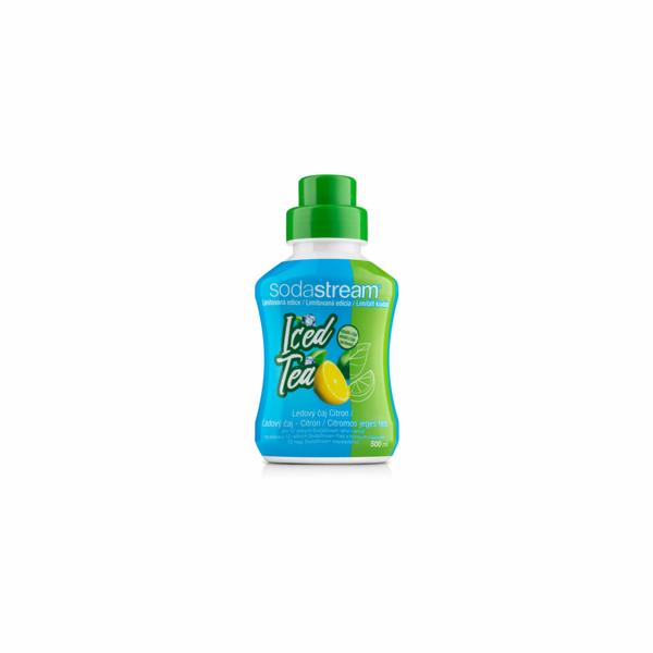 Příchuť 500ml Ledový čaj citron SODA
