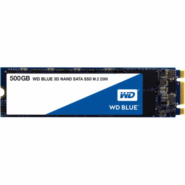 WD 500GB, WDS500G2B0B
